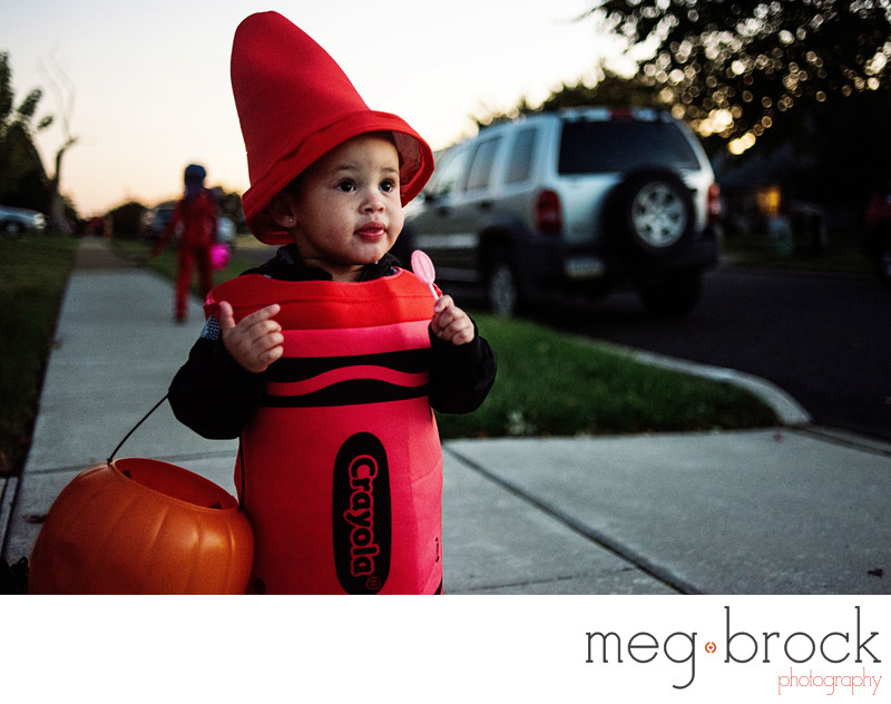 Halloween Family Documentary Photography Cute