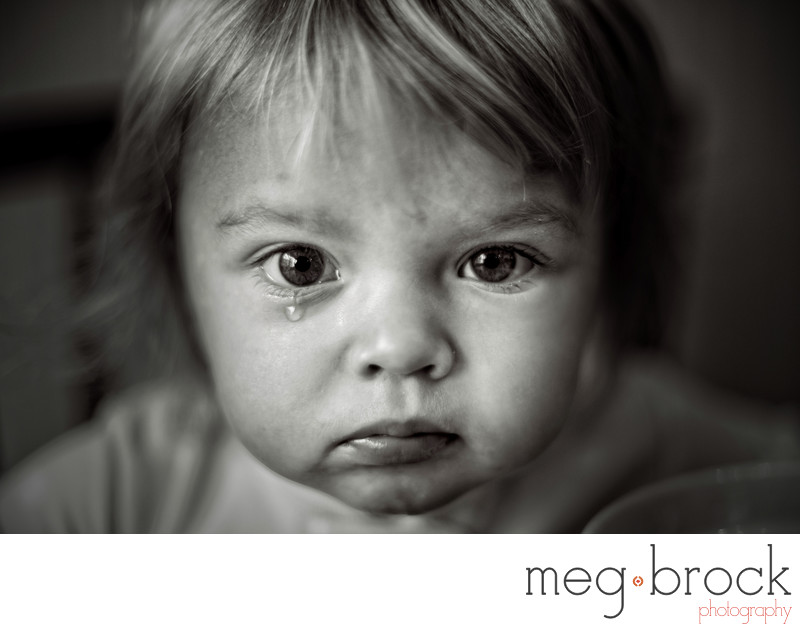Toddler Girl Emotions Family Documentary Photography