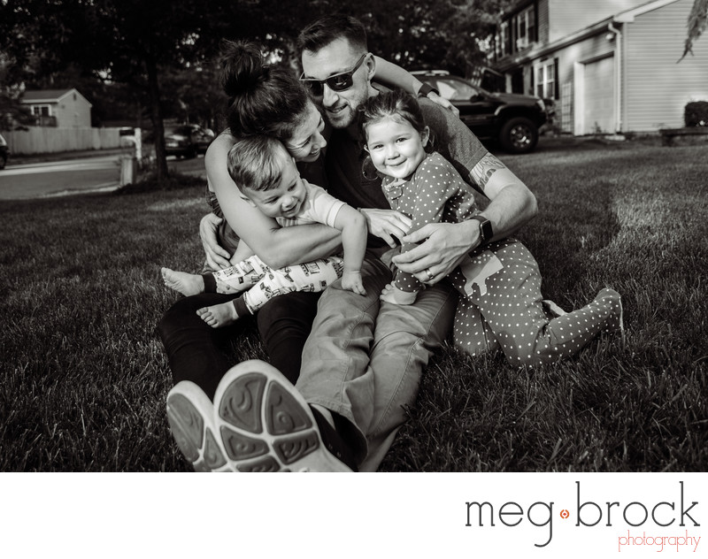 New Jersey Family Documentary Photography Love