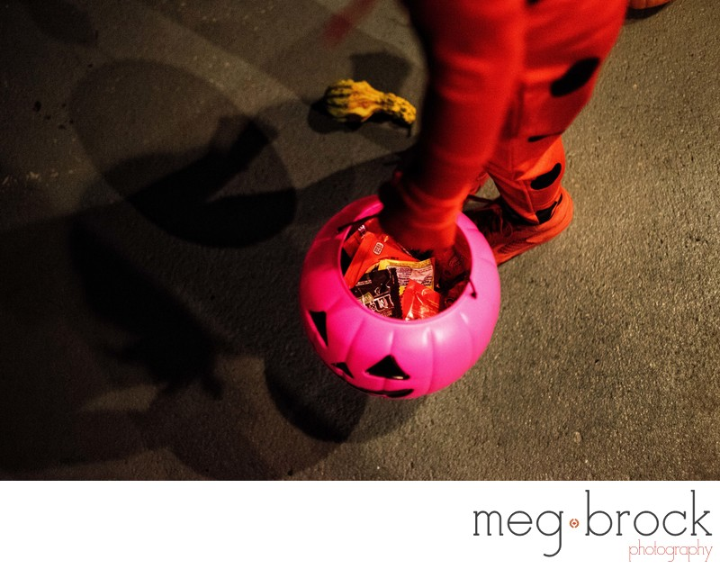 Halloween Family Documentary Photographer