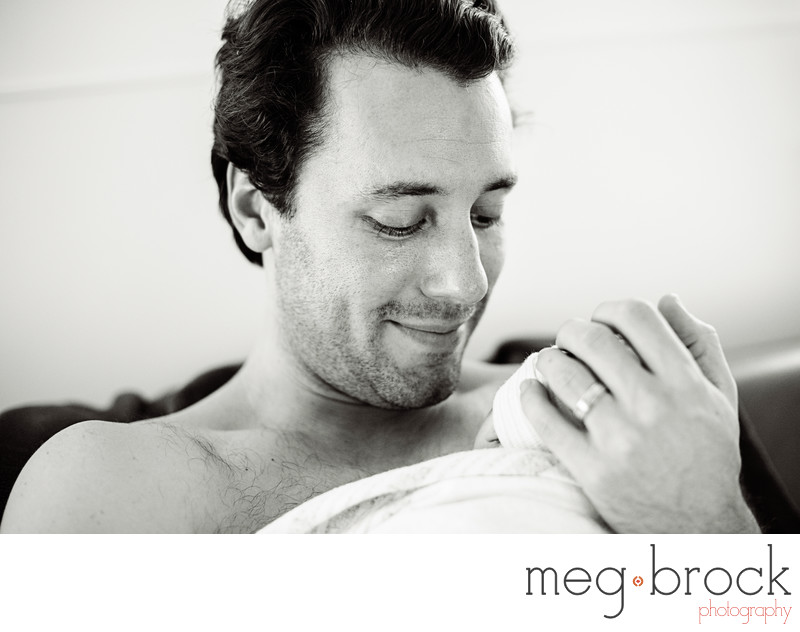 Best Family Documentary Birth Fatherhood Photographer