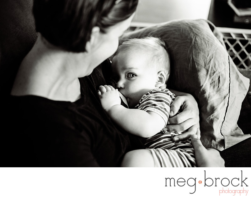 Best Breastfeeding Mother Family Photojournalist