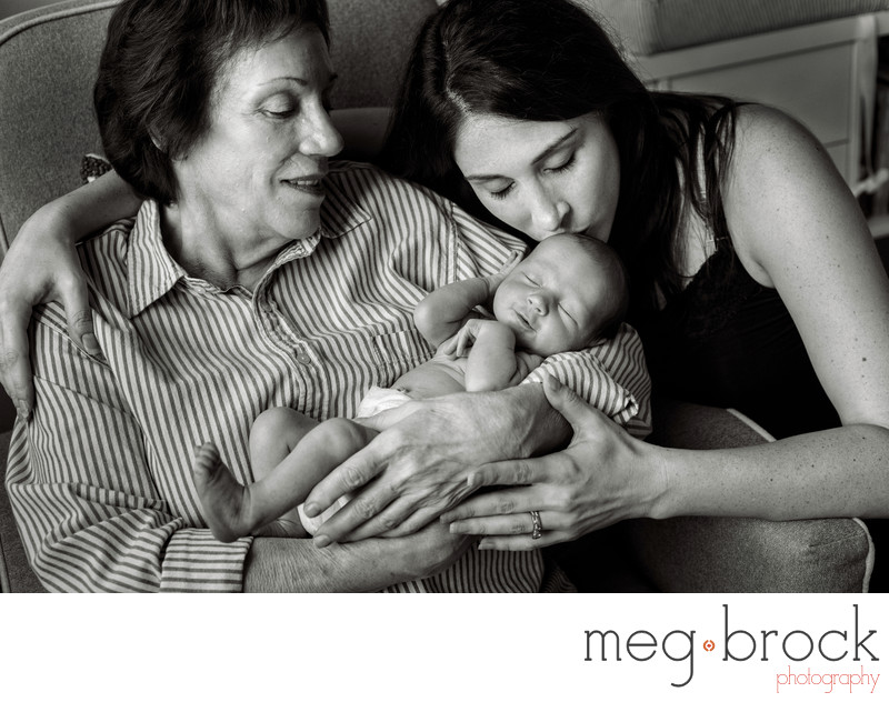 Philadelphia PA Family Newborn Photographer