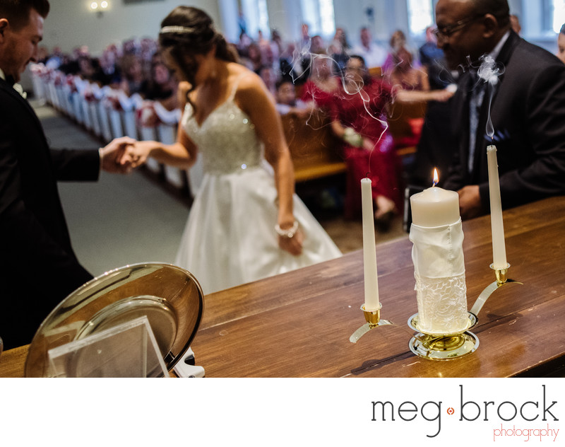 Wedding Photojournalism Southampton Reformed Church
