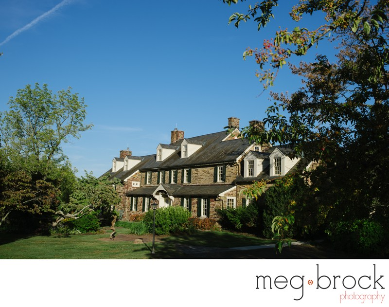Pearl S Buck House Bucks County Wedding Venue