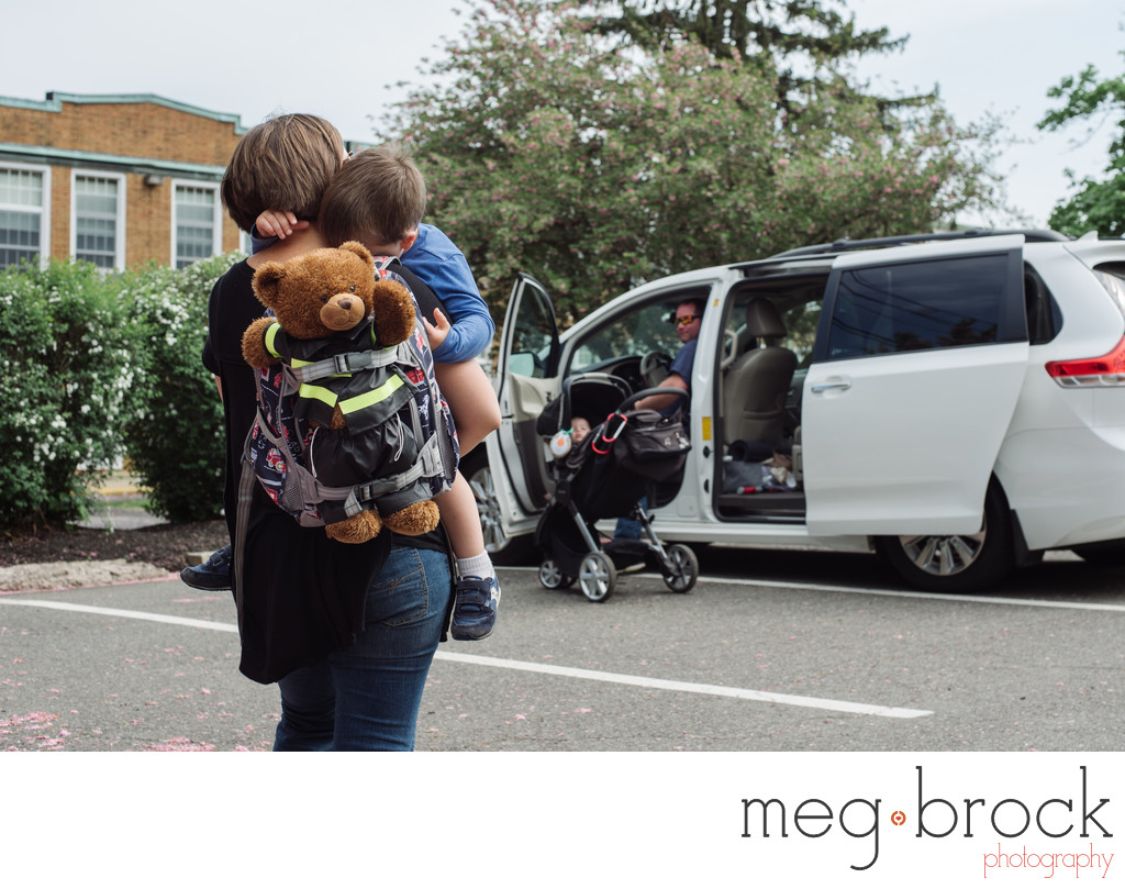 New Jersey Motherhood Family Documentary Photographer