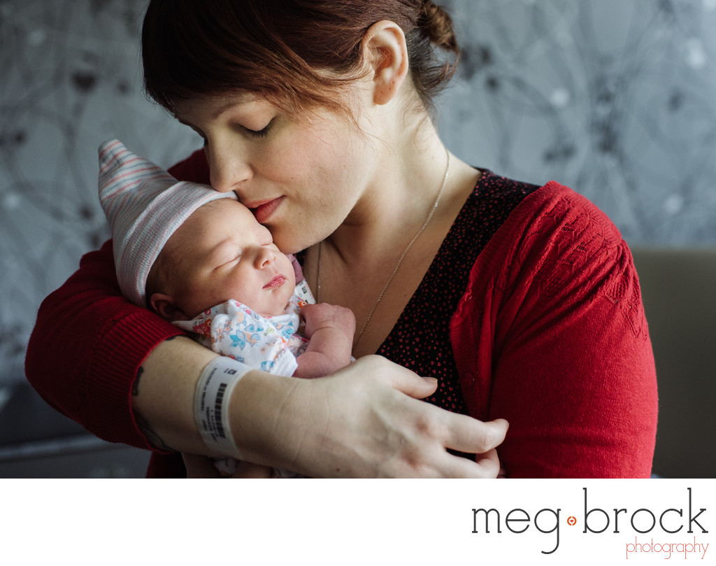 Best Philadelphia Hospital Newborn Photographer