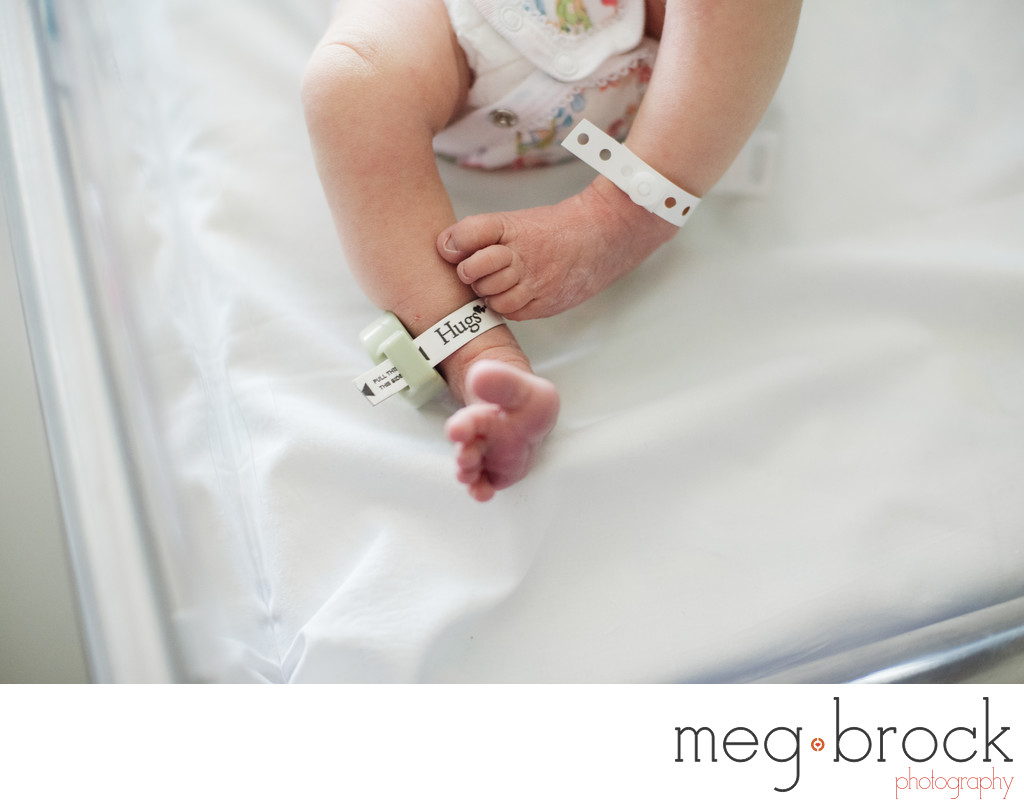 Hunterdon Medical Center Newborn Photographer