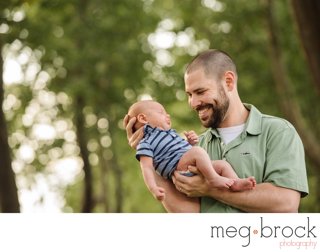 Best Newtown PA Newborn and Family Photographer