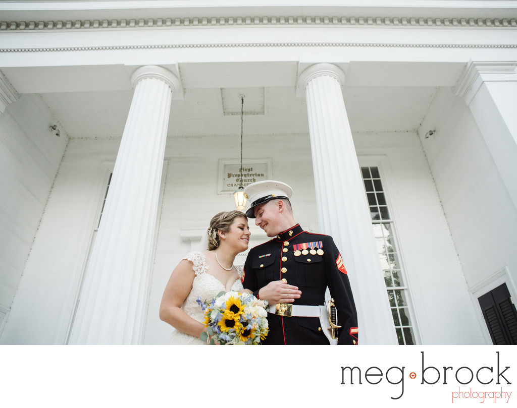 New Jersey Military Wedding