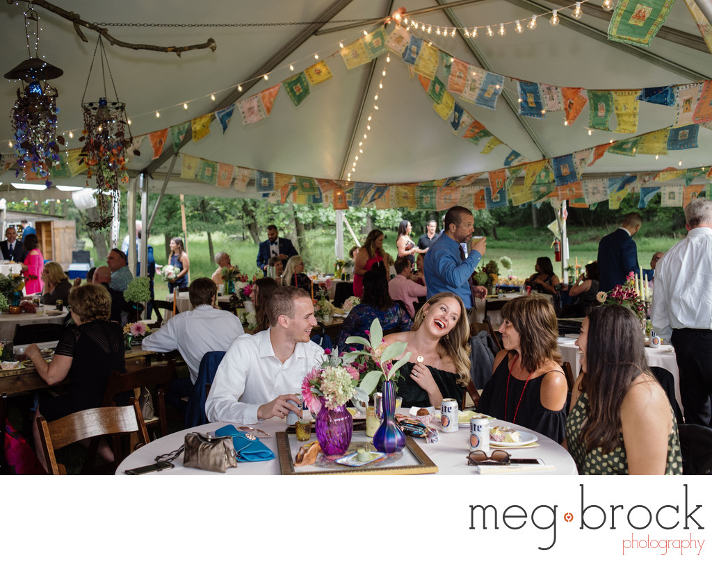 Bucks County Food Truck Wedding Photography