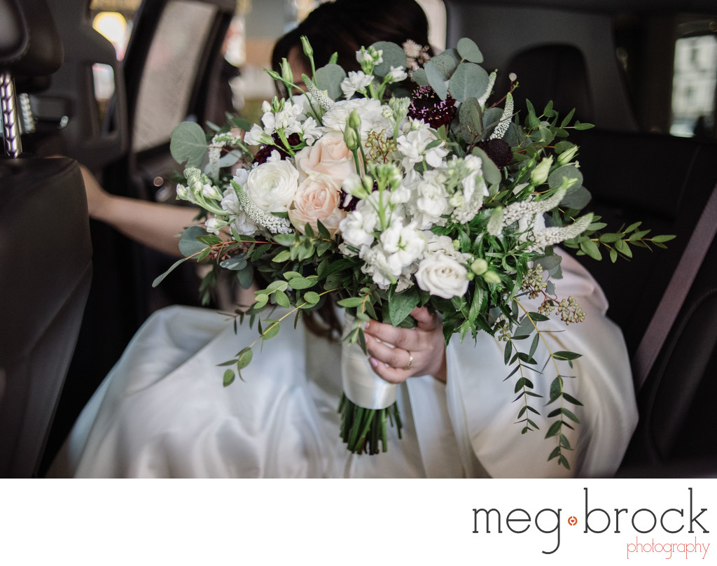 Philadelphia Wedding Bridal Bouquet