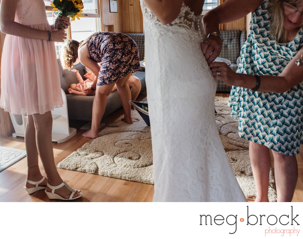 Pennsylvania Wedding Photojournalism