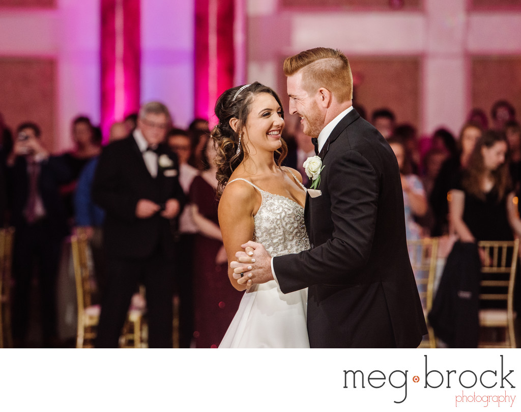 First Dance At The Merion New Jersey
