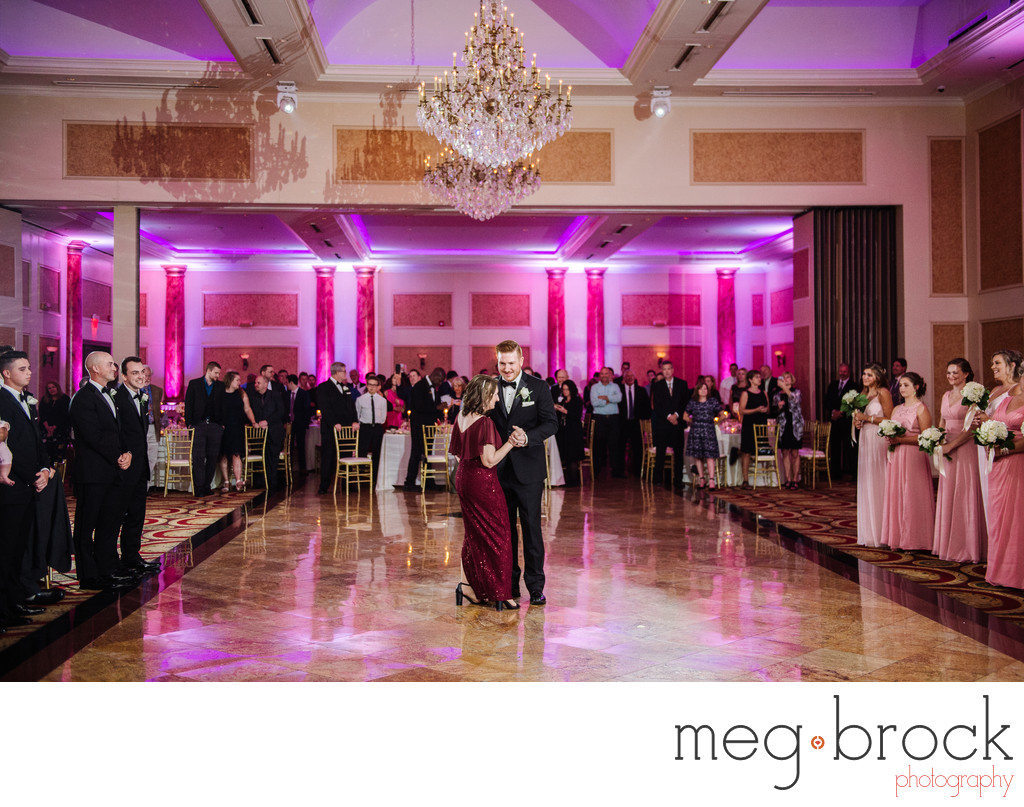 Wedding Reception Photography The Merion