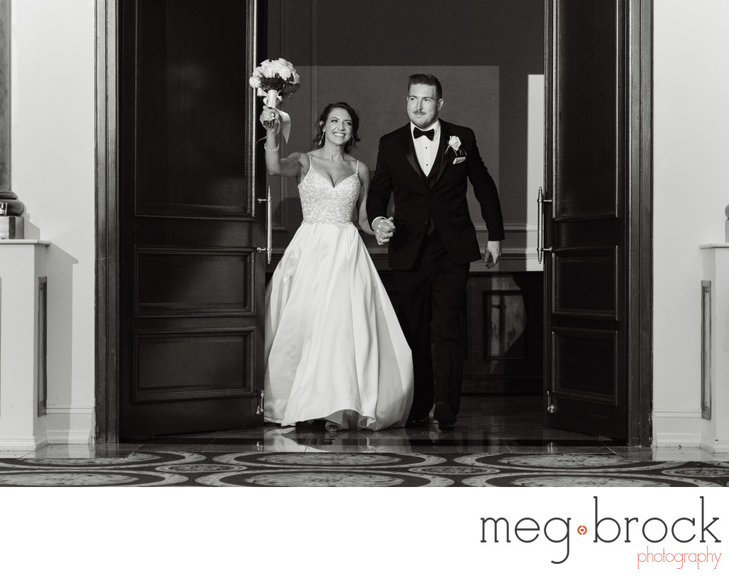 The Merion Documentary Wedding Photographer