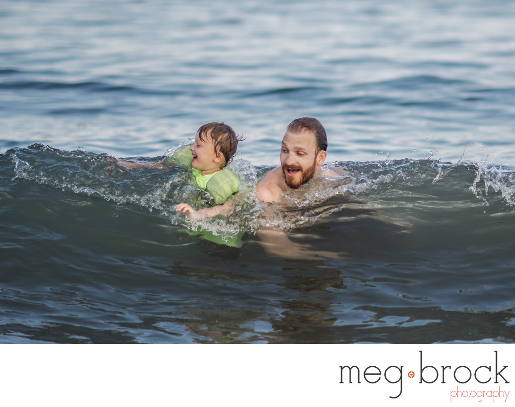 New Jersey Beach Family Photographer
