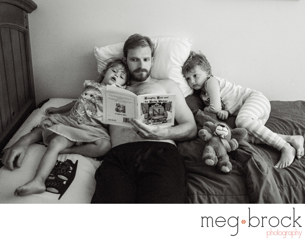 Pennsylvania Family Photographer Fatherhood