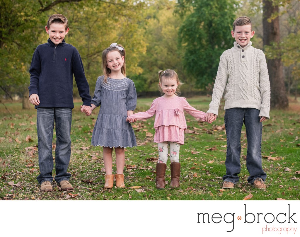 Langhorne PA family Photographer Siblings