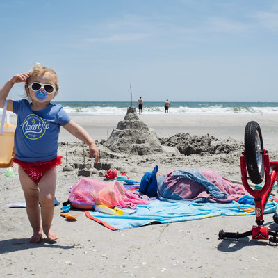 Best Ocean City Family Summer Documentary Photography