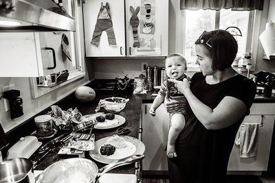 Real Life Family Documentary Photography New Jersey