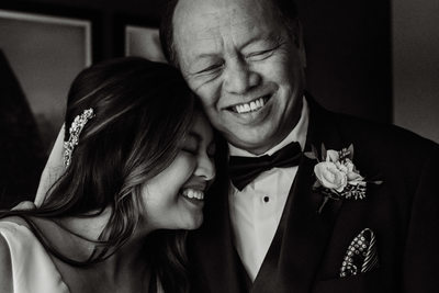 Emotional Authentic Philadelphia Wedding Photographer