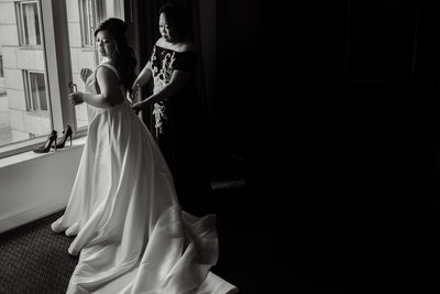 Best Logan Hotel Philadelphia Wedding Photographer