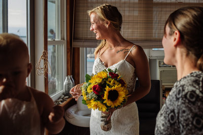 New Jersey Candid Wedding Photography