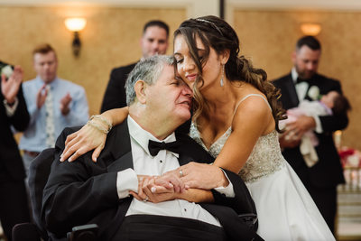 Emotional Wedding Photography At The Merion