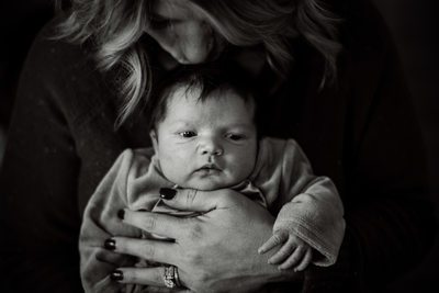 Langhorne Newborn Photographer