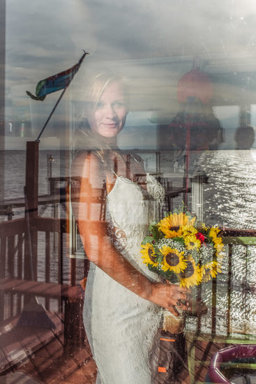 New Jersey Beach Front Wedding