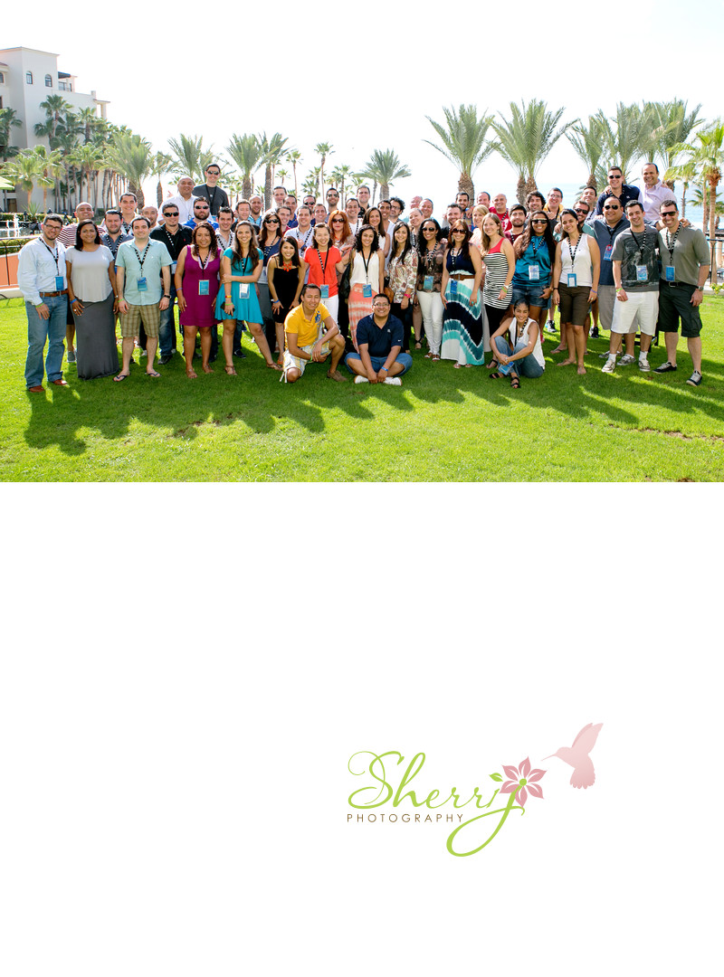 Corporate Group Event Cabo