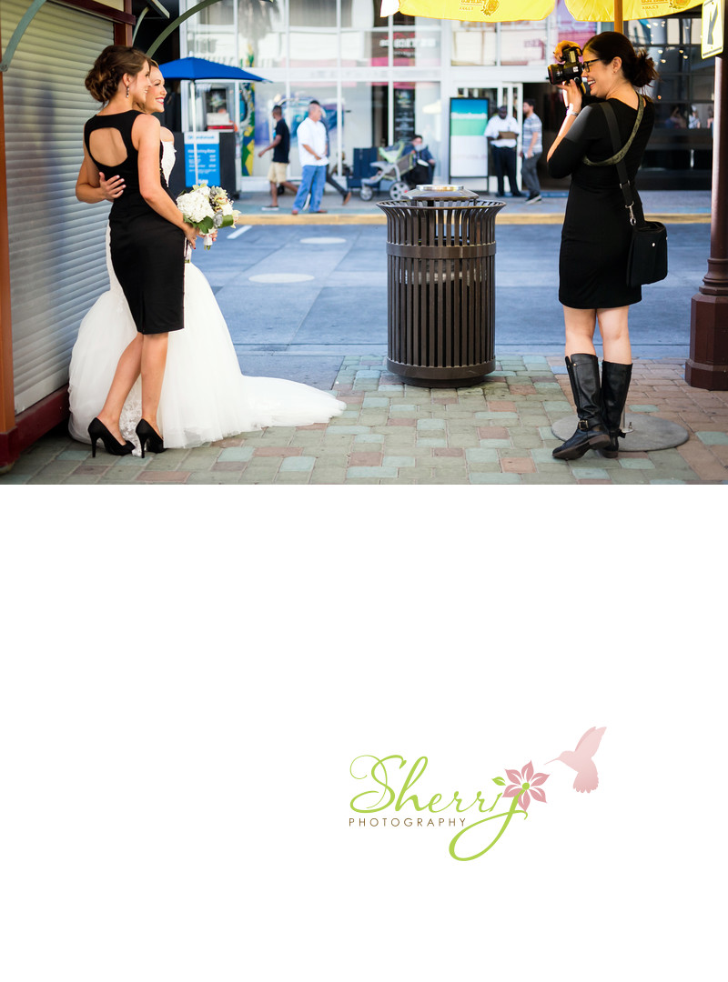 Shorebreak Hotel Wedding Photographer