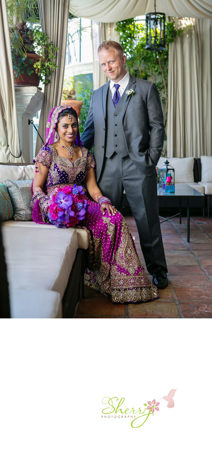 Indian Bride American Groom