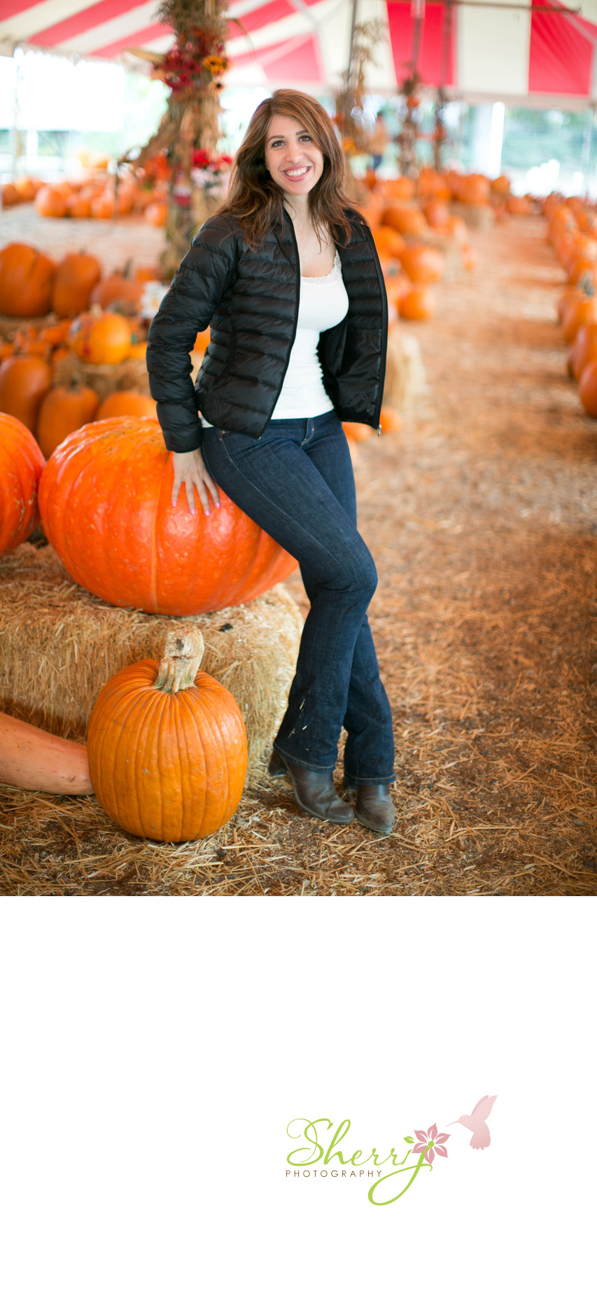 Lamees Khorshid pumpkin patch
