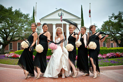 Sherwood Country Club Bridesmaids
