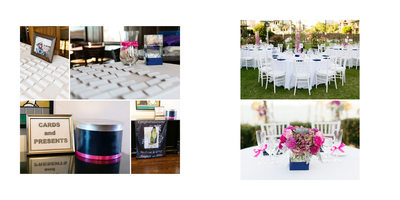 Long Beach Art Museum Wedding Reception Details