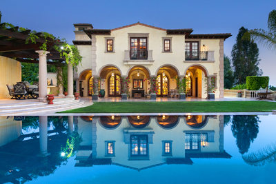 Beverly Hills Private Italian Villa 90210