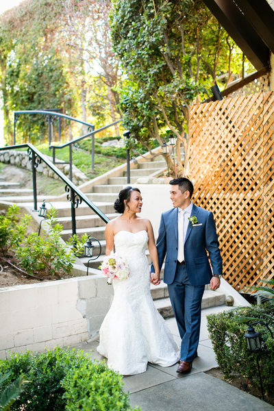 Altadena Bride Groom