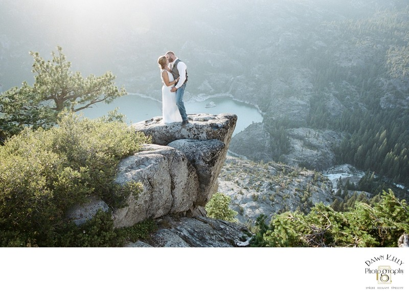 Donnell Vista Pinecrest Elopement