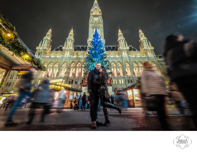 With Love From Vienna City Hall's Christmas Market