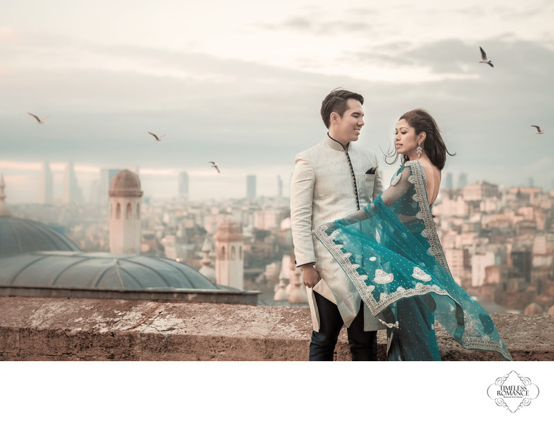 Istanbul PreWedding, Turkey PreWedding