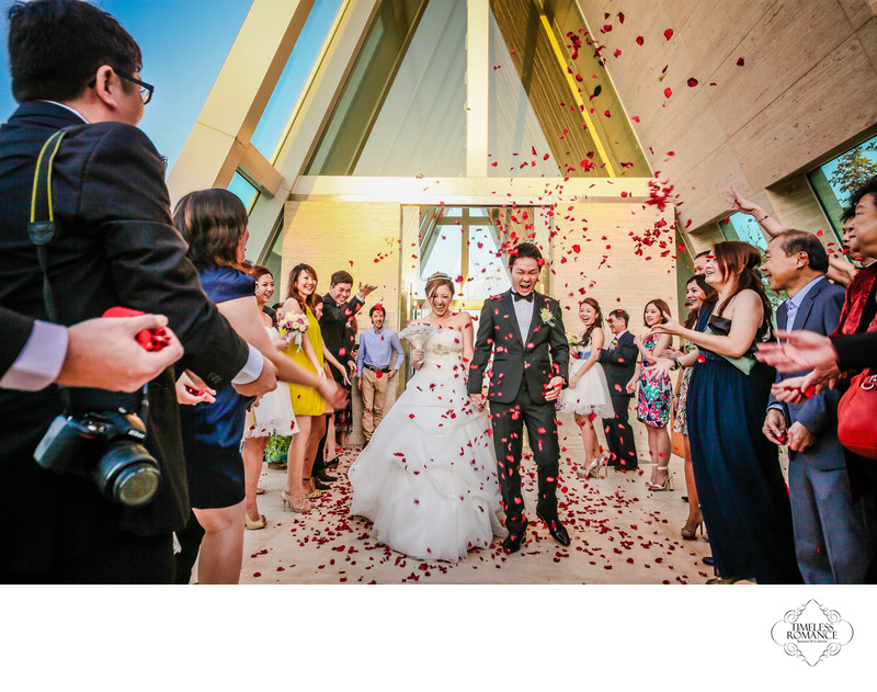 Darren & Michelle Wedding @ Conrad Bali