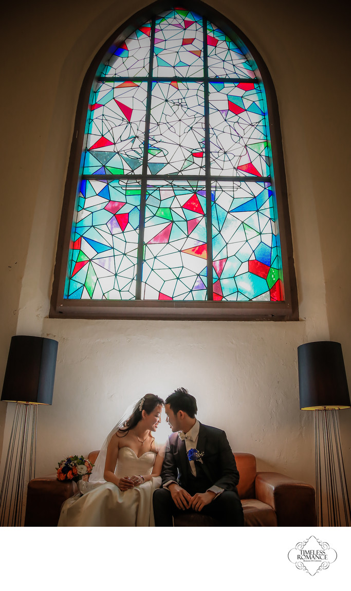​Alvin & Sarah Wedding @ Rabbit Hole​