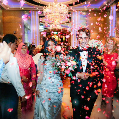 Multi-Culture Cosmopolitan Wedding