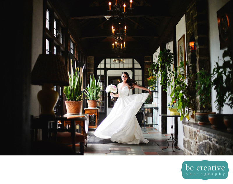 pleasantdale chateau nj wedding photo bridal portrait