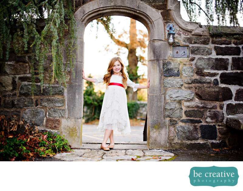 magical holiday portraits of children nj ny