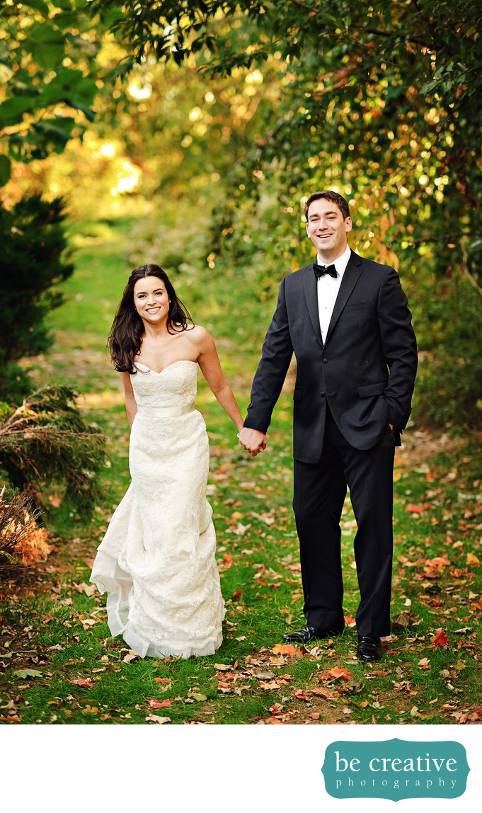 tappan hill mansion new york wedding photos fall ceremony
