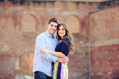 Brooklyn engagement photos nyc wedding photographer