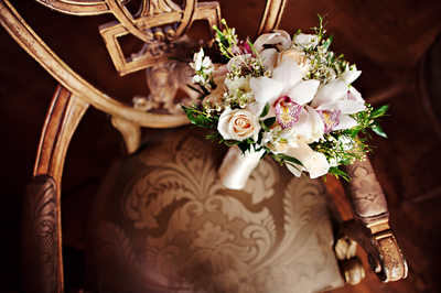 Ohaka Castle NY Wedding Photo Beautiful Boquet